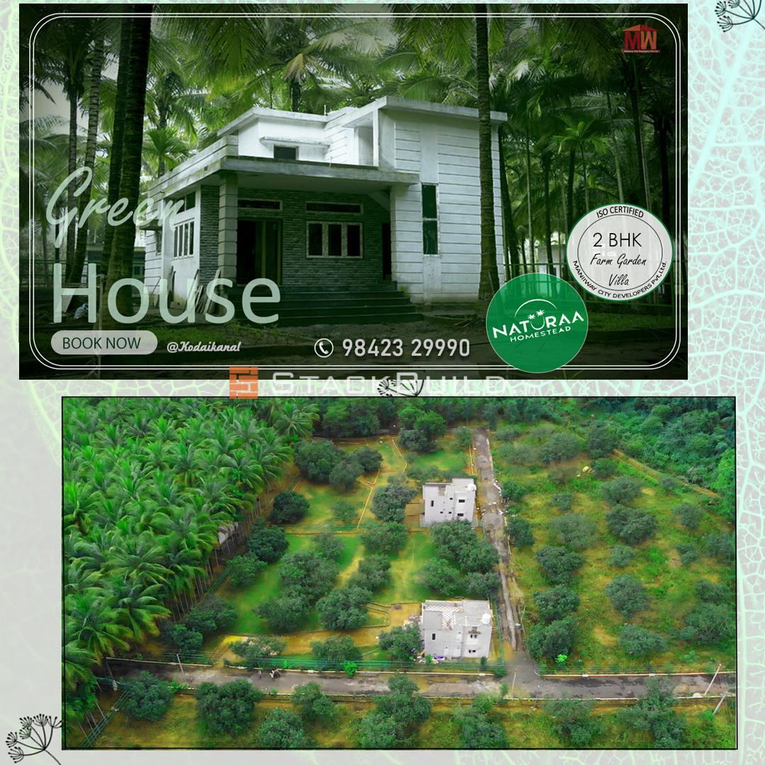 2 BHK VILLA FOR SALE IN KODAIKANAL ROAD, PALANI