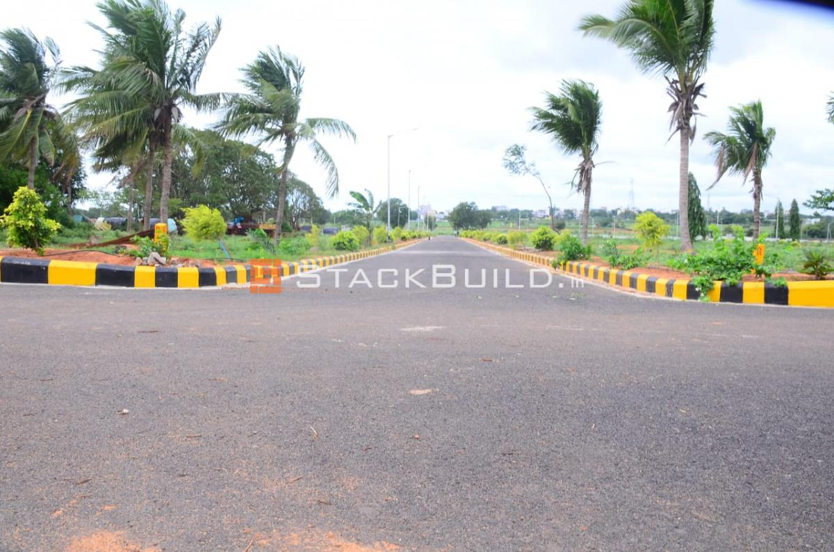 LAND FOR SALE IN SHIVALAYAM TEMPLE, HYDERABAD