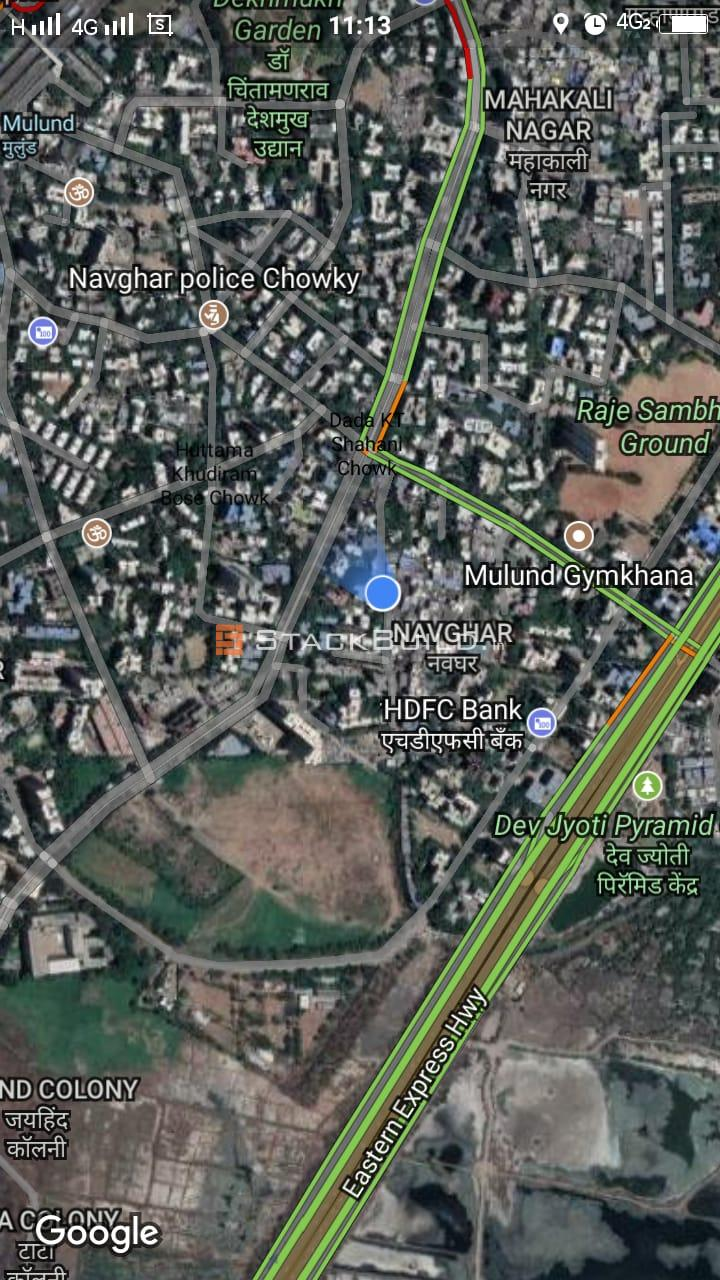 LAND FOR SALE IN MULUND EAST, MUMBAI