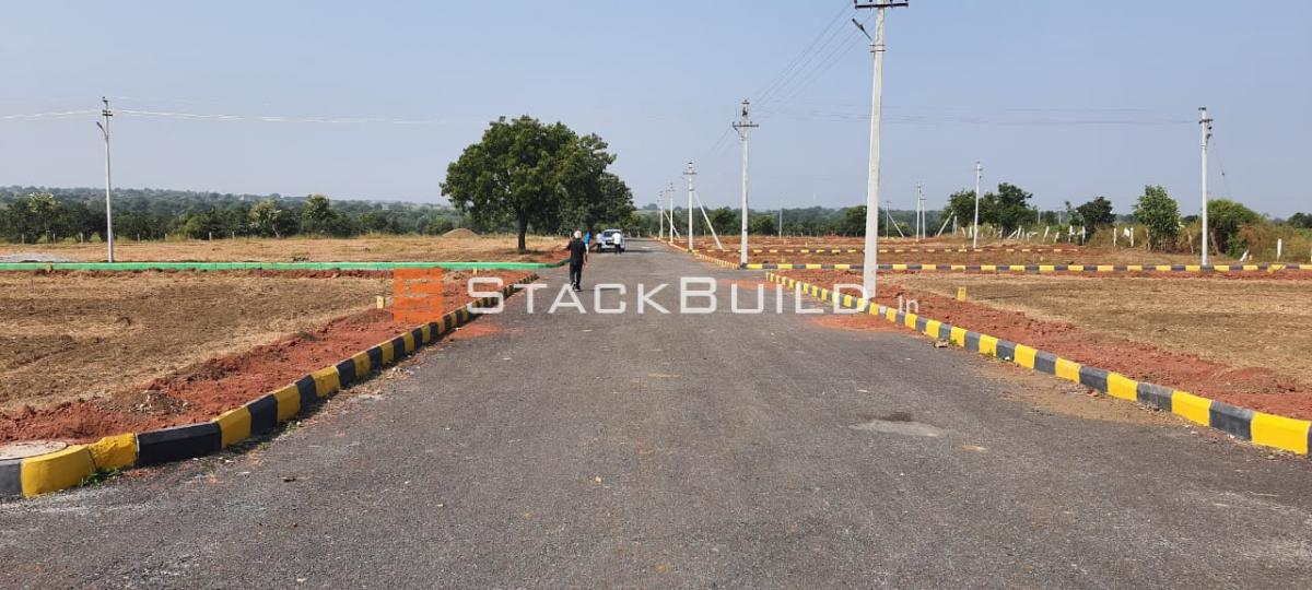 LAND FOR SALE IN MOMINPET  ., HYDERABAD